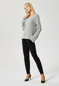 DreiMaster - Jersey de punto - light grey
