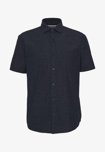 Shirt - smokey blu
