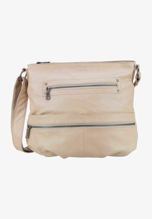 Across body bag - winter beige