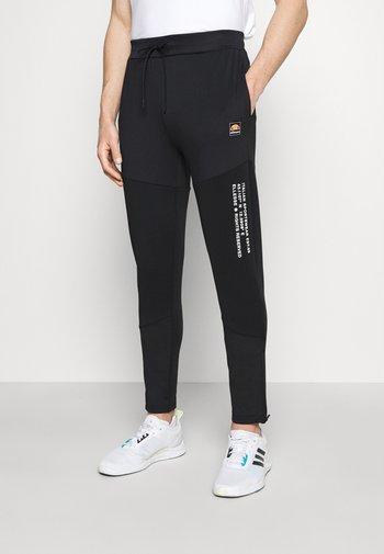 DATIO TRACK PANT - Pantalon de survêtement - black