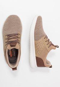 Skechers - DELSON - Slipper - light brown - 1