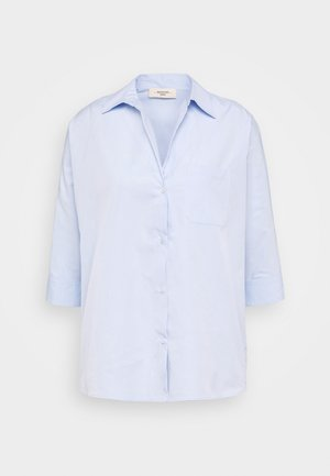 ERSILIA - Button-down blouse - light blue
