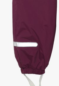 LEGO Wear - PLATON SKI PANTS - Talvihousut - bordeaux - 1