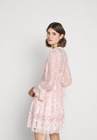 Needle & Thread - PATCHWORK DRESS - Cocktail dress / Party dress - ballet slipper/pink - 2