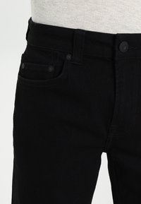Only & Sons - ONSWARP - Vaqueros pitillo - black denim - 4