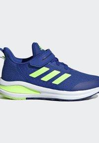 adidas Performance - FORTARUN UNISEX - Juoksukenkä/neutraalit - blue - 2
