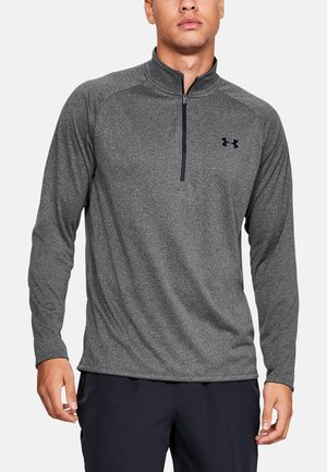 Long sleeved top - carbon heather