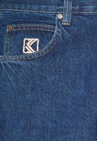 Karl Kani - PANTS RINSE - Jeans baggy - blue - 2