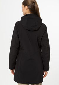 CMP - WOMAN ZIP HOOD - Soft shell jacket - nero - 2