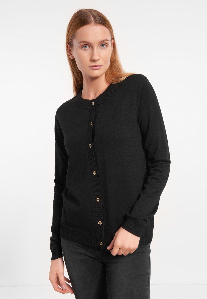 Soft Rebels - Long sleeved top - black