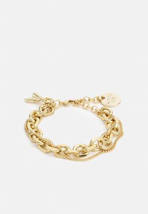 BRITISH CHAINBRACELET - Bracelet - gold-coloured