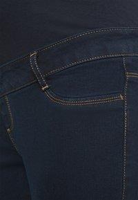 Dorothy Perkins Maternity - OVERBUMP ELLIS - Jeans Skinny Fit - indigo - 2