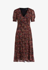 SET - TAILLIERTES - Day dress - black red - 4