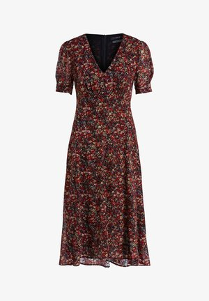 TAILLIERTES - Day dress - black red