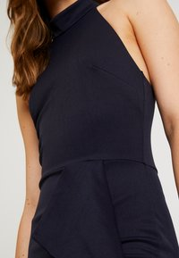True Violet - HALTER NECK WITH SPLIT - Maksimekko - navy - 7