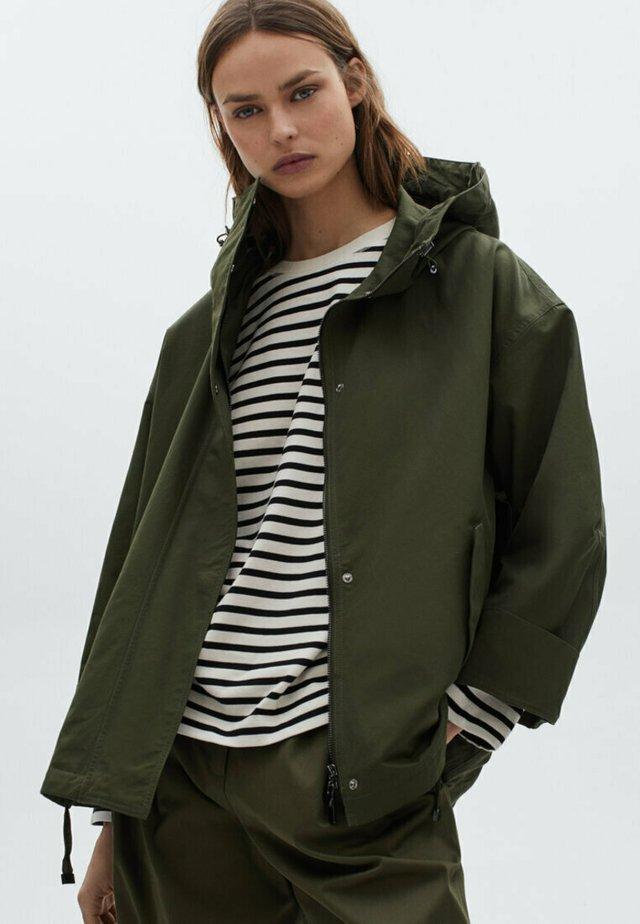 Summer jacket - khaki