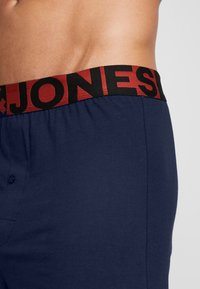Jack & Jones - JACSOLID BOXERS 2 PACK - Shorty - navy blazer/navy blazer - 4