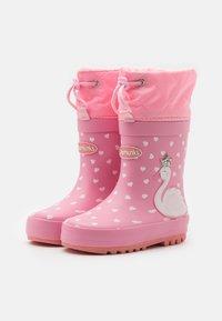 Chipmunks - SWAN - Gummistøvler - pink - 1