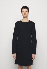Filippa K - CARLA DRESS - Denní šaty - navy - 0