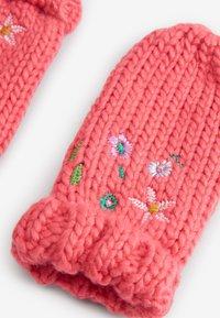 Next - Gloves - pink - 4
