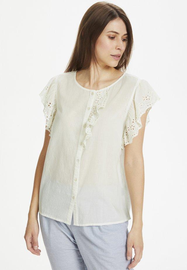 Camisa - spring gardenia