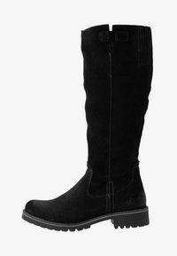 s.Oliver - Winter boots - black - 1