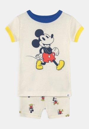 DISNEY MICKEY MOUSE TODDLER BOY - Pyjama set - dream milk
