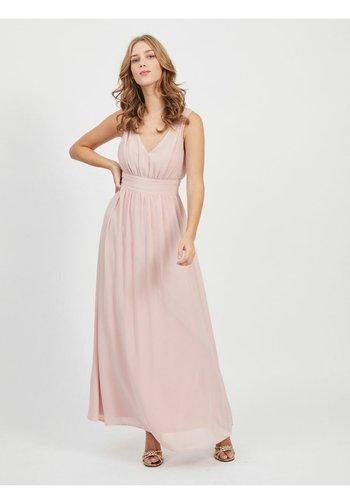 VIMILINA LONG DRESS - Společenské šaty - pale mauve
