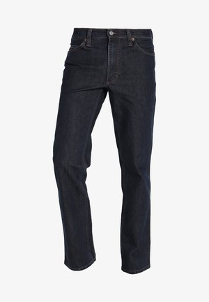 PANTS - Straight leg jeans - stone washed