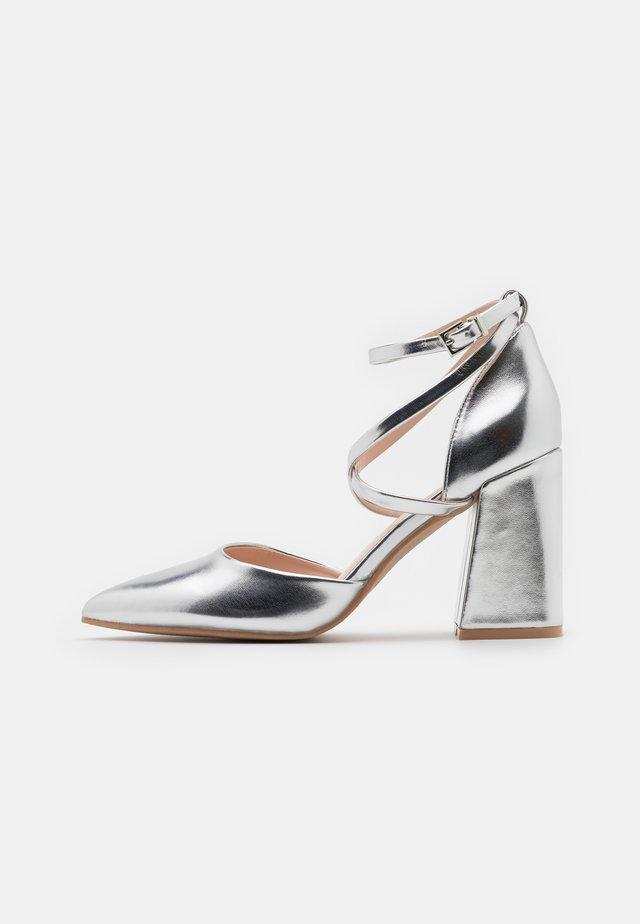 LIANNI - High heels - silver
