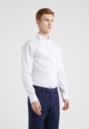 FILLIAM SLIM FIT - Kostymskjorta - white