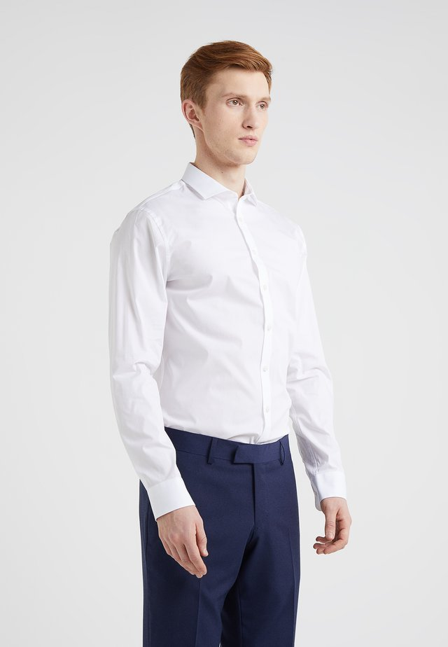 FILLIAM SLIM FIT - Business skjorter - white