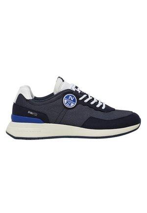SUEDE - Zapatillas - blue 0802