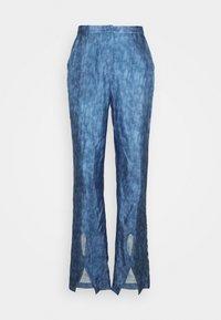 MATTIE TROUSERS - Trousers - indigo