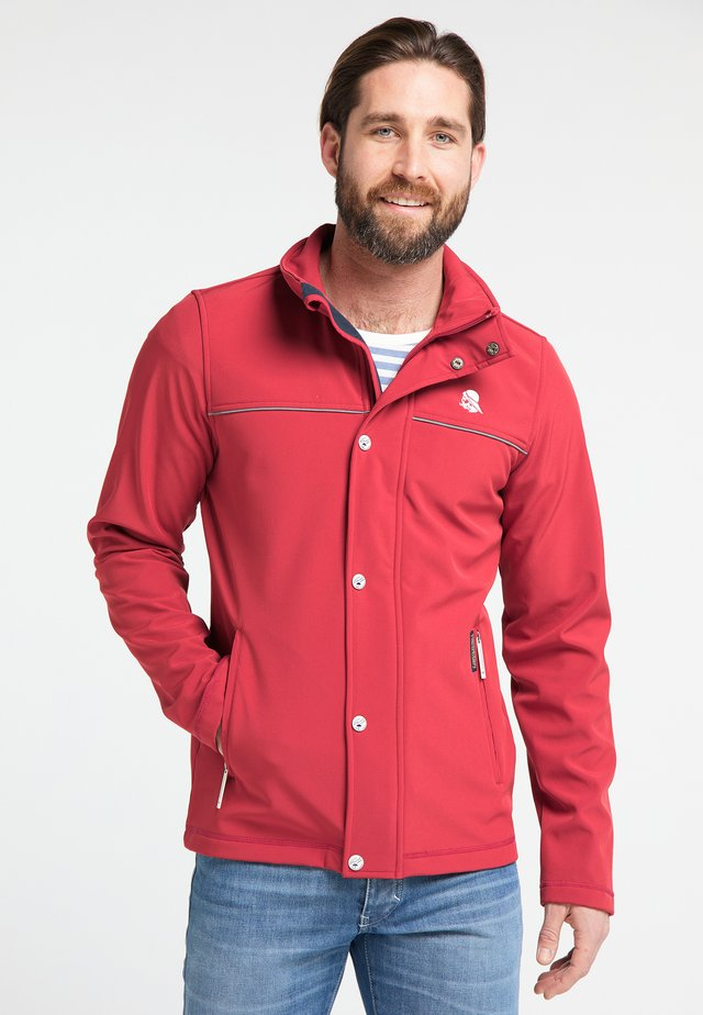 Chaqueta outdoor - red