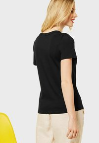 Street One - Basic T-shirt - schwarz - 2