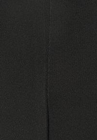 Gina Tricot - JADA SLIT - Leggings - Trousers - black - 6