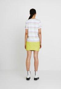 TWINTIP - T-shirts print - white/multicoloured - 2
