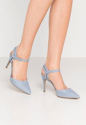 TIA  - Escarpins à talons hauts - light blue