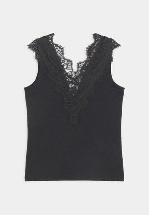 PCILU - Print T-shirt - black