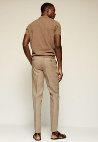 Mango - MIAMI - Pantaloni eleganti - beige - 2