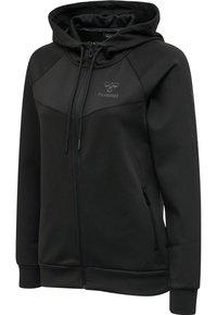Hummel - HMLAGUNA - Training jacket - black - 2