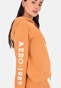 AÉROPOSTALE - Hoodie - yellow - 3