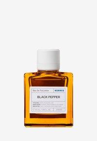 Korres - BLACK PEPPER EDT FOR HIM - Eau de Toilette - - - 0