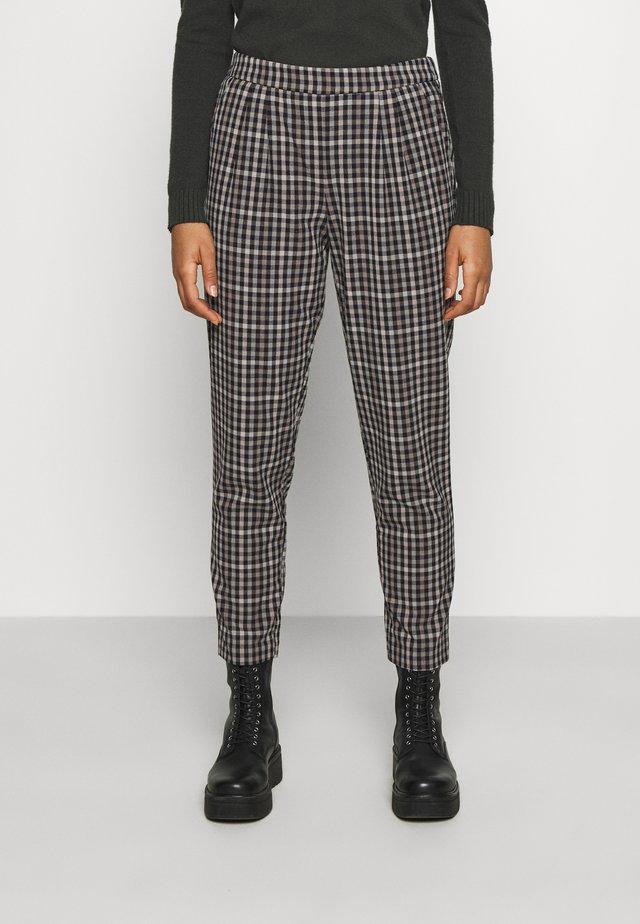 VITITTI NEW CHECK PANTS - Pantalones - birch