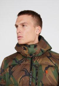 Polo Ralph Lauren - CAP JACKET - Down jacket - british elmwood - 4