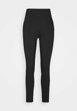 VIMARIKKA - Leggings - Trousers - black