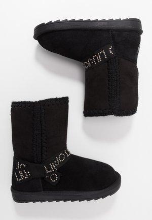 MARGOT BOOTIE - Kotníkové boty - black