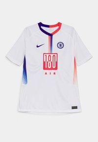 Nike Performance - CHELSEA LONDON UNISEX - Club wear - white/concord - 0
