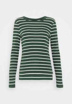 Maglietta a manica lunga - dark green